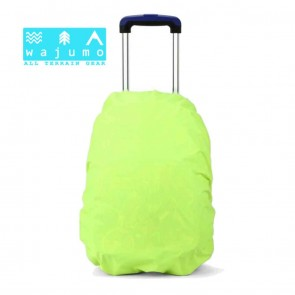 WAJUMO Rain Cover 35-50L Backpacks | Green Poncho | Rucksack Accessories