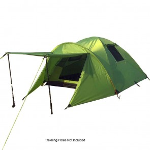 Advance 4-5 Person Tent on Rent | Wajumo-ATG Ripstop Fabric Aircraft Aluminium Pole Tent | Camping Tent on Rent India [HSN 996312