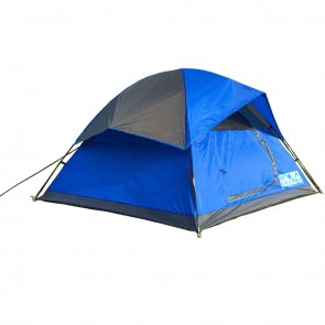 WAJUMO-ATG StarDome 6 person Tent Blue | 6 Person Waterproof Tent