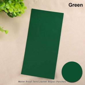 Camping Tent Repair Patch - Green | 5 Pcs | Self Adhesive | 10kya.com Camping Goods India