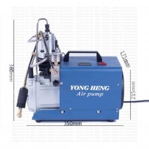 Yong Heng PCP Tank Filling Pump | HiLine Mk4 | Set Pressure Type Pneumatic High Pressure Pump | PCP Pumps