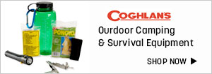 Coghlans camping gear