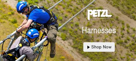 Petzl Climbing Harnesses