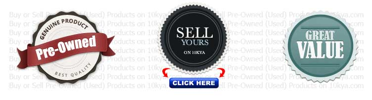 Now Sell Your Used Adventure, Photography, Art, Gardening, Music Products on 10kya
